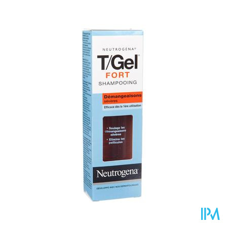 Neutrogena T Gel Sterke Shampoo Anti Roos 250 ml