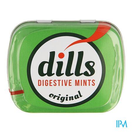 Dills Digestive Mints Tabletten 150