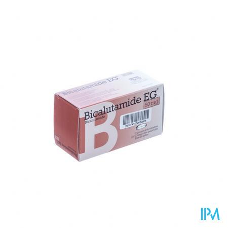 Bicalutamide Eg 50mg Filmomh Tabl 100 X 50mg