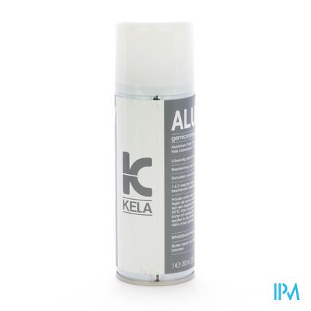 Aluminiumspray 200ml Kela