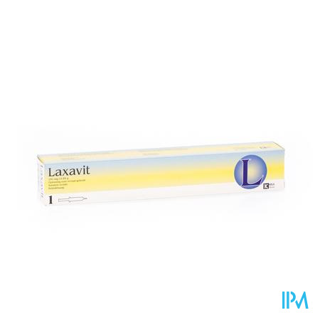 Laxavit Micro Enema Inj 1x12ml