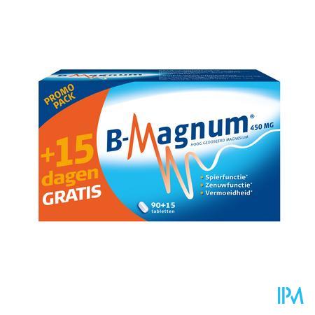 B-magnum Comp 90 + Comp 15