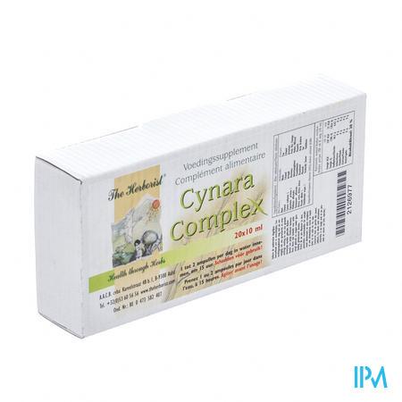 Herborist Cynara Complex 10x20 ml stuks