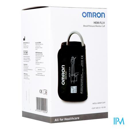 Omron Intelli Wrap Cuff Manchet M+l Hem-fl31-e