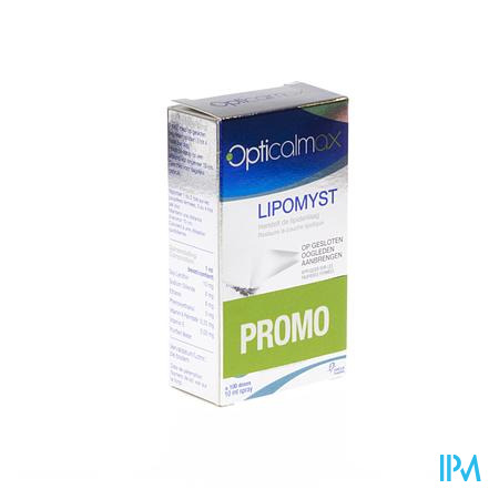Opticalmax Lipomyst Promo 10 ml