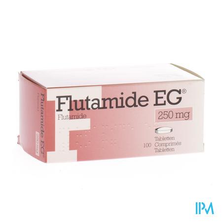 Flutamide Eg Comp 100x250mg