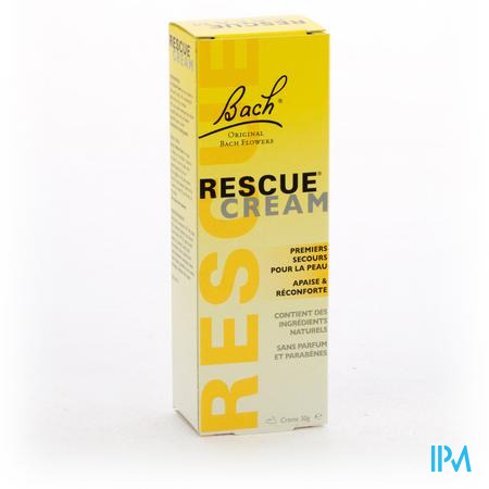 Bach Bloesem Rescue Creme 30 g