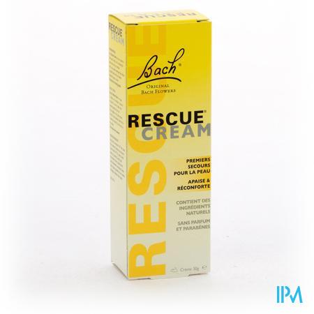 Bach Rescue Cream Tube 30g