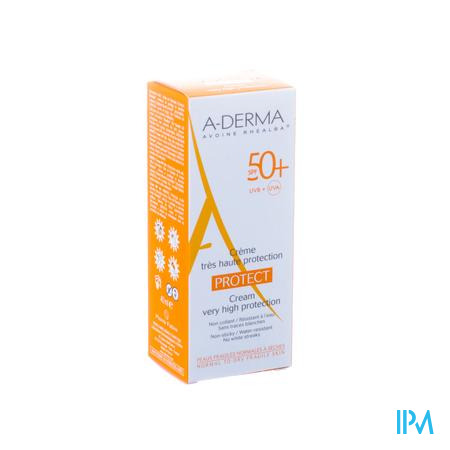 Aderma Protect Creme Ip50+ 40ml