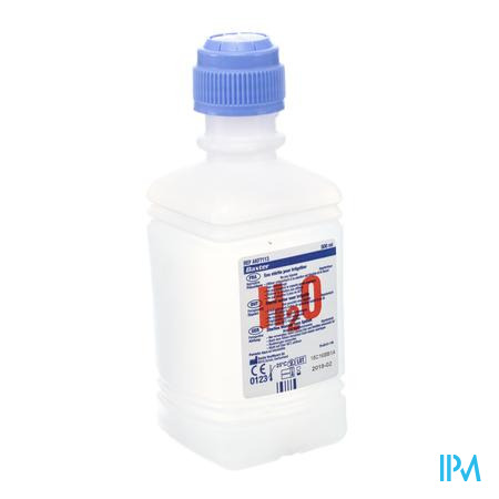 Bx Viapack Water Vr Irrigatie 500 ml