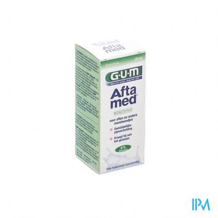 Gum Aftamed Mondspray 20 ml