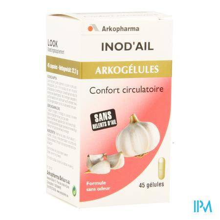 Arkogelules Inod'ail Vegetal 45