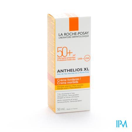 La Roche Posay Anthelios SPF50+ Crème Fond Sans Parfum 50 ml
