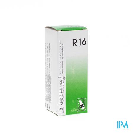 Reckeweg R 16 50 ml druppels