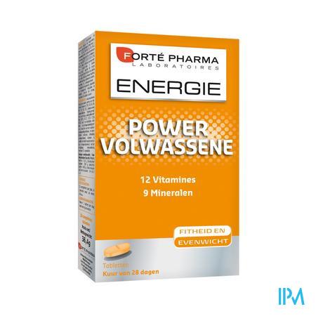Forté Pharma Energie Power Volwassenen 28 tabletten