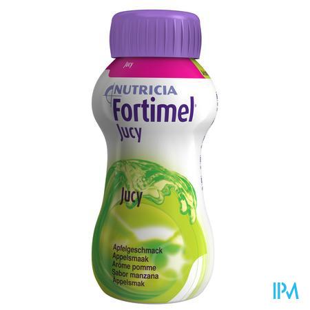 Fortimel Jucy Pomme Cluster 4x200 ml 65445