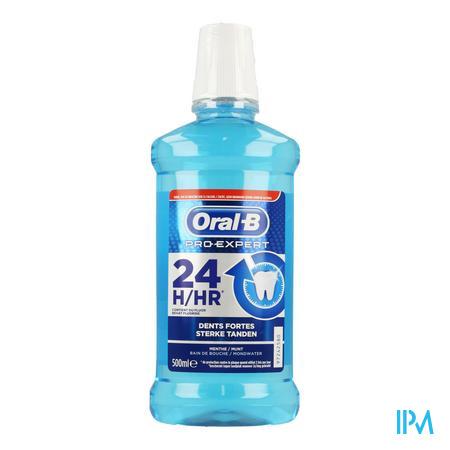 Oral B Pro Expert Sterke Tanden Mondwater 500ml