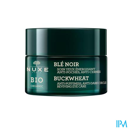 Nuxe Bio Verw. Oogverzorg. A/wallen A/kringen 15ml