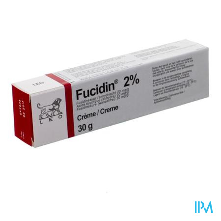 Fucidin 2 % Impexeco Creme 30g Pip