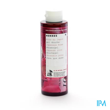 Korres Kb Douchegel Japanese Rose 250ml