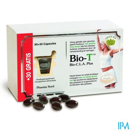 Bio-t Promopack Caps 90+30