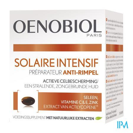 OENOBIOL SOLAIRE INTENSIF ANTI RIMPEL 30 CAPS