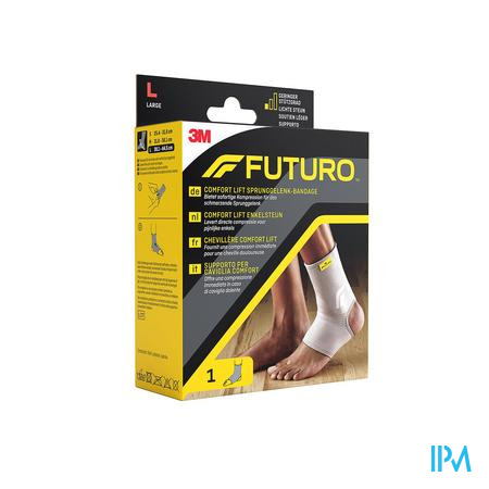 Futuro Comfort Lift Ankle Large 76583  -  3M