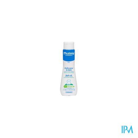 Farmawebshop - MUSTELA BB BADOLIE 200ML