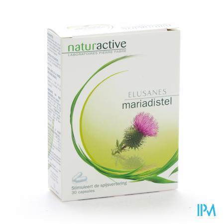 Elusanes Mariadistel 30 capsules