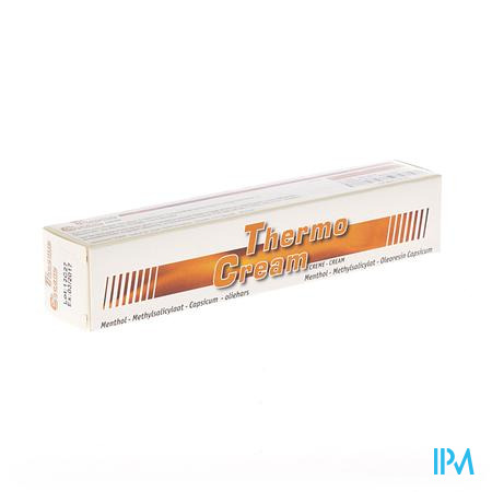 Thermo Cream Tube 40 gr