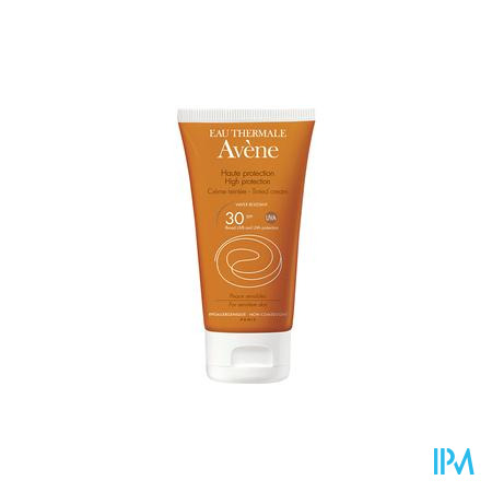 Avène Zonnecrème Gelaat Getint IP30 50 ml