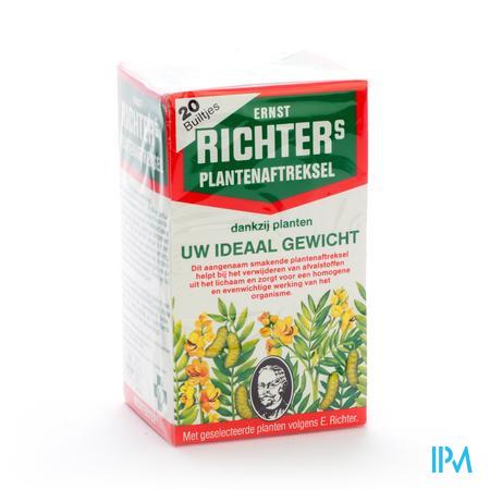 Ernst Richter Vermageren 20 zakjes