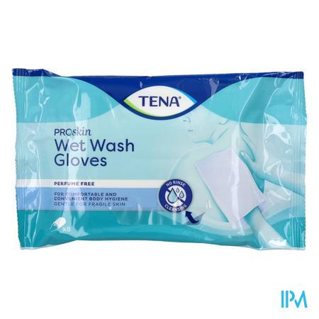 Tena Proskin Wetwashgloves No Perfume 8
