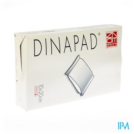 Dinapad 10x20cm 5 Compresse Sterile N/adh