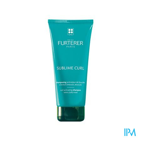 Furterer Sublime Curl Sh Krullen Activerend 200ml
