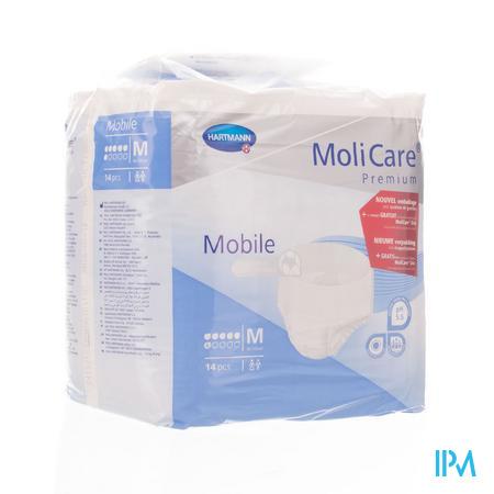 Molicare Premium Mobile 6 Drops M 14 9158324