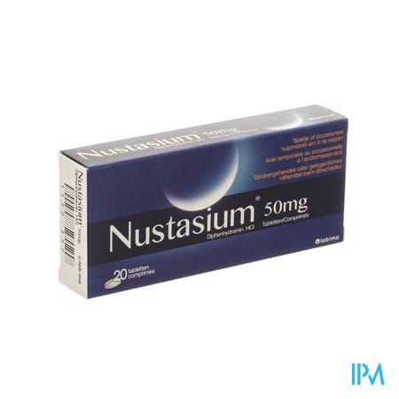 Nustasium Comprimes 20
