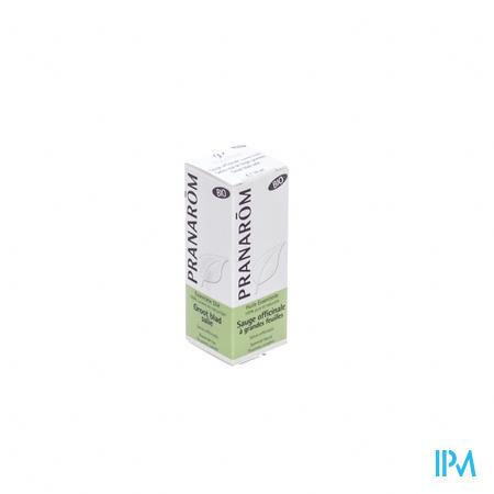 Pranarom Sauge 6763 Bio Huile Essentielle 10 ml