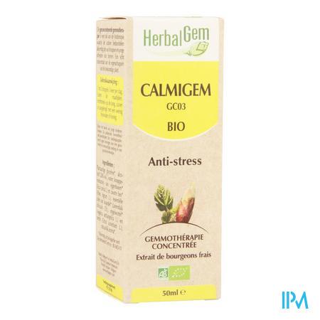Herbalgem Calmigem Complex Anti stress Gouttes 50 ml