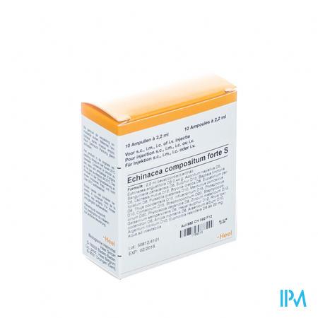 Echinacea Compositum Forte S Amp 10x2,2ml Heel