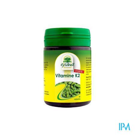 Fytobell Vitamine K2 Forte 30 capsules