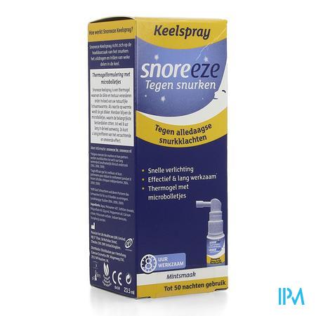 Snoreeze Keelspray 23.5ml
