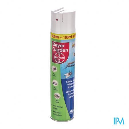 Bayer Garden Vliegende Insecten 100ml GRATIS 600 ml spray