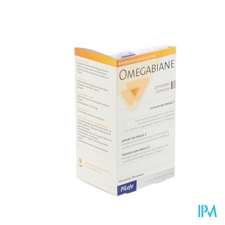 Omegabiane Cameline 700mg 100 capsules