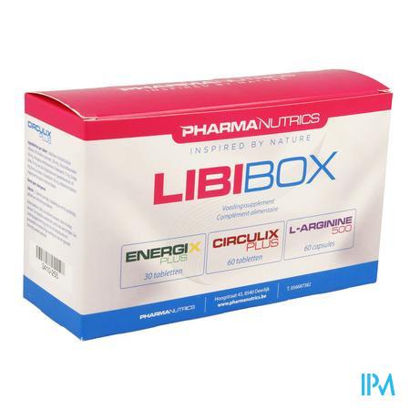 Libibox 3prod Pharmanutrics