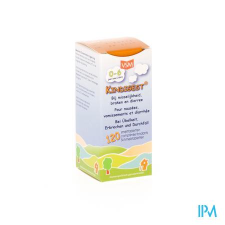 VSM Kindigest Orale 100mg 120 tabletten