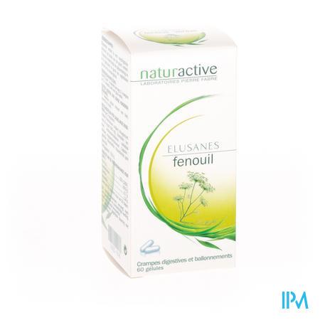 Elusanes Fenouil 60 capsules