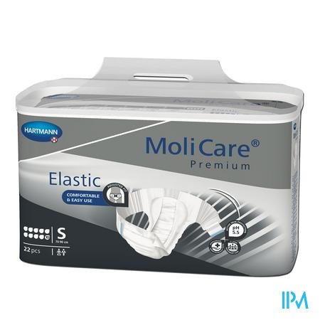 Molicare Pr Elastic 10drops S 22 P/s