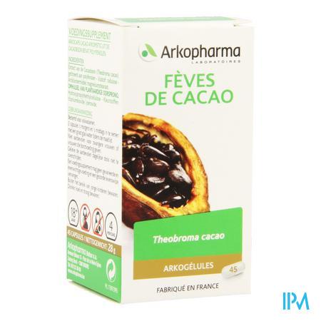Arkogelules Feves De Cacao Vegetal 45