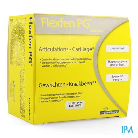 Flexfen Pg Pharmagenerix Blister Caps 180